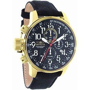 Relógio Invicta I-Force 1515 Original Cronografo Banhado Ouro 18k 46mm