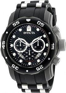 Relógio Invicta Pro Diver TI-20464 Titanium Lançamento 48mm Cronografo