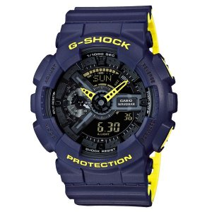 Relógio Casio G-Shock GA-110LN-2A Resina Masculino Digital / Analógico W/R 200m