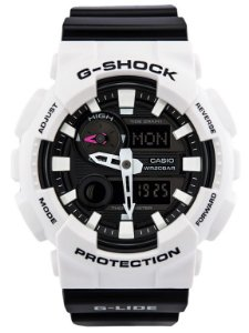 Relógio Casio G-Shock GAX-100B-7ADR Digital / Analógico Resina 200m