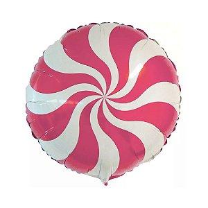 Balão Metalizado Pirulito