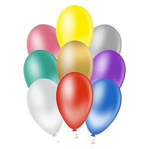 Balões Cintilantes (Tam. 9)