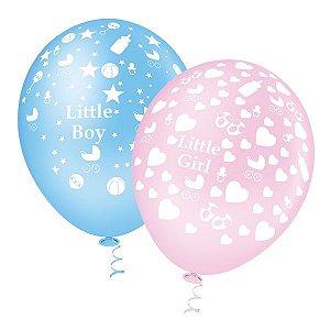 Balões Chá de Bebê