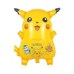 Balão Pikachu