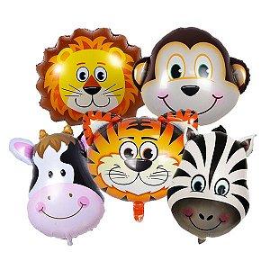 Balões Metalizados de Animais