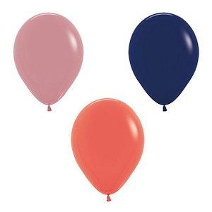 Balões Lisos (Importados)