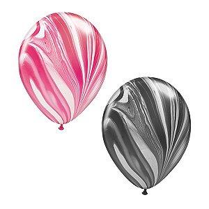 Balões Mesclados