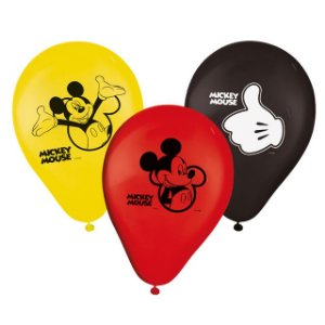 Balões Mickey