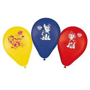 Balões Patrulha Canina