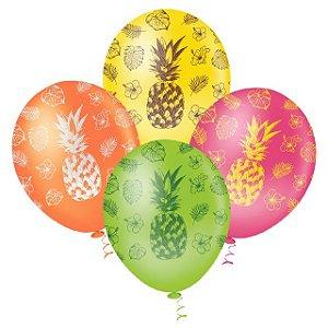 Balões de Abacaxi