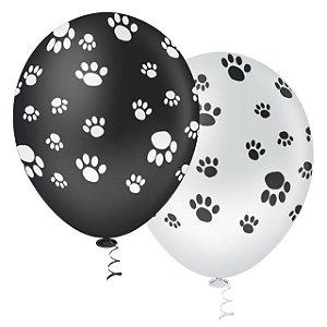 Balões Patinhas de Cachorro