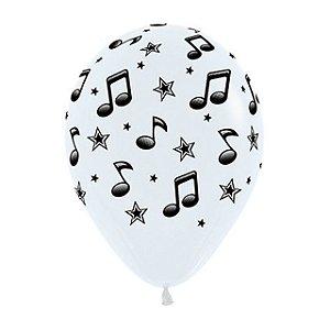 Balões de Música