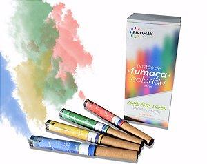 Bastão de Fumaça Colorida