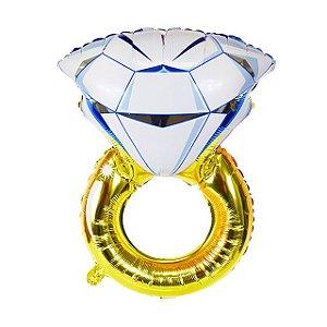 Balão Metalizado Aliança