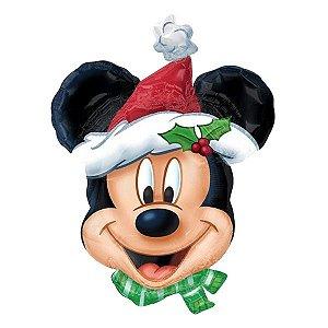 Balão Metalizado Mickey Noel