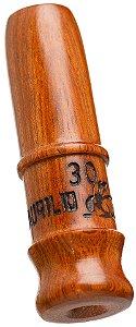 Pio 30 em Madeira Jatobá - Ave Chorão ou relógio - Tipo canudo - Por Expiração