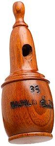 Pio 35 em Madeira Jatobá - Ave Juriti
