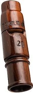 Pio 21 em Exótica de Reaproveitamento - Ave Chorão ou Relógio