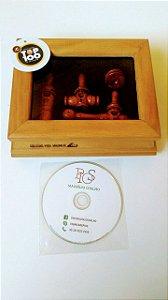 Coleção D Tampo de Vidro + CD
