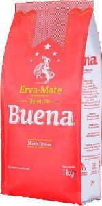 Erva Mate Buena Moída Grossa - 1 Kg