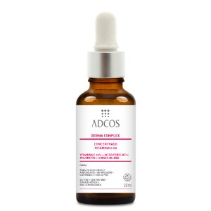 Derma Complex Concentrado Vitamina C 20% Facial Adcos 30ml