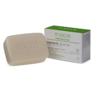Acne Solution Sabonete Secativo Adcos 90g