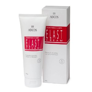 Elastcream Creme Antiestrias Adcos 240g