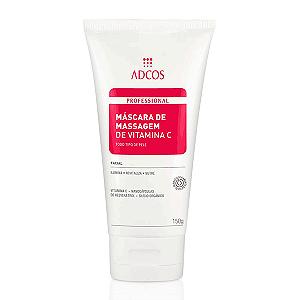 Máscara de Massagem de Vitamina C Adcos 150g