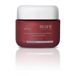 Refine Clinic Care Máscara Refrescante de Maçã Vermelha Adcos 140g