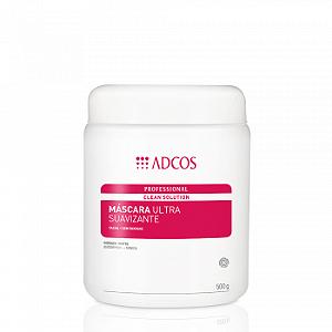 Clean Solution Máscara Ultra Suavizante Adcos 500g