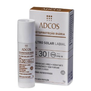 Filtro Solar Fps 30 Labial Adcos 5g