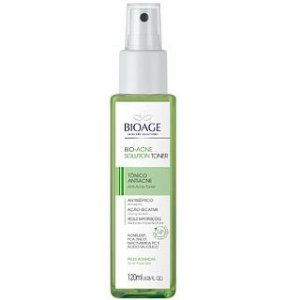 Bio-Acne Solution Toner Bioage 120ml