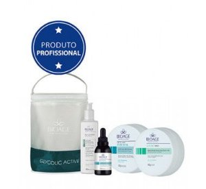 Kit Glycolic Active Bioage