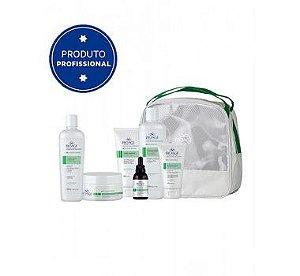 Kit Limpeza de Pele Premium Bio Clean System Bioage