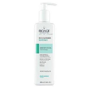 Bio-Cleanser Glycolic Sabonete Facial 300ml
