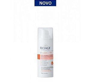 Bio-Nano C 10% Gel Vitamina C Pura Nanoencapsulada Bioage 30g