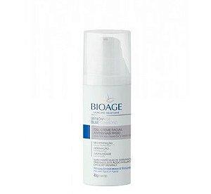 Renovage Blue Diamond Gel Creme Facial Antissinais FPS30 Bioage 40ml