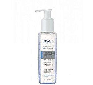 Renovage Blue Diamond Sabonete Facial Multiperfeição Bioage 120ml