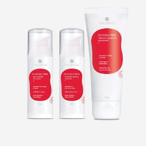 Glycolic Peel Kit Valmari