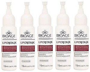 Lipo Redux Sérum Concentrado Anticelulite Bioage