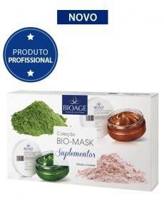 Kit Bio-mask Suplementos (Bio-mask Whey Protein + Chlorella)