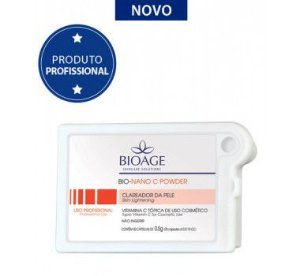 Bio-c 100% Powder Cápsulas De Vitamina C Pura Bioage
