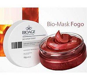 Bio-Mask  Fogo Máscara Firmadora com Colágeno Bioage