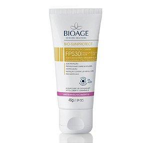 Bio Sun Protect Fps30 Antienvelhecimento Bioage Incolor 45g