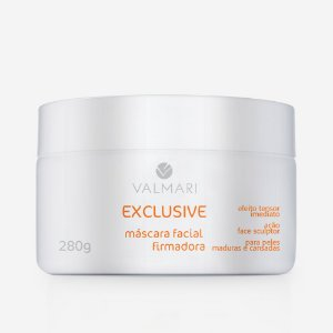 Exclusive Máscara Facial Firmadora Valmari 280g