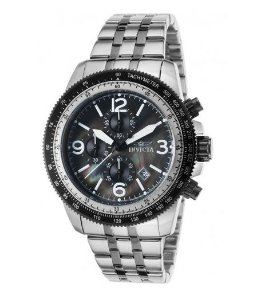 RELOGIO INVICTA Specialty Chronograph Black Dial Men's Watch