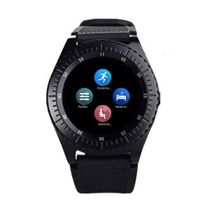 relogio inteligente smartwatch celular redondo SCI TECH