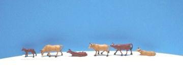Vacas - MINITEC - 1618
