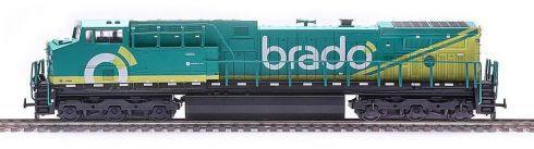 Locomotiva AC44i BRADO -3077