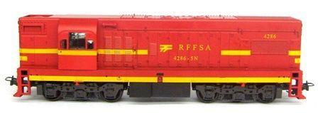 Locomotiva G12 A-1-A RFFSA -3057
